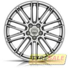 Легковой диск RIAL Kibo Metal Grey - Интернет магазин шин и дисков по минимальным ценам с доставкой по Украине TyreSale.com.ua