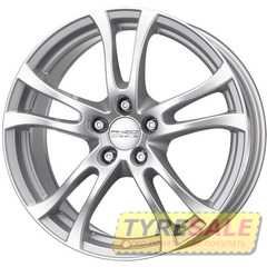 Купить ANZIO Turn Polar Silver R17 W7.5 PCD5x115 ET42 DIA70.1