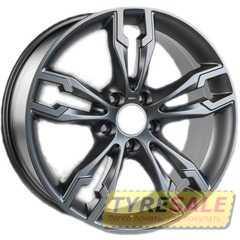 Легковой диск REPLICA E 305 GM - Интернет магазин шин и дисков по минимальным ценам с доставкой по Украине TyreSale.com.ua