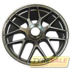 Легковой диск REPLICA MR1258 MBL - Интернет магазин шин и дисков по минимальным ценам с доставкой по Украине TyreSale.com.ua