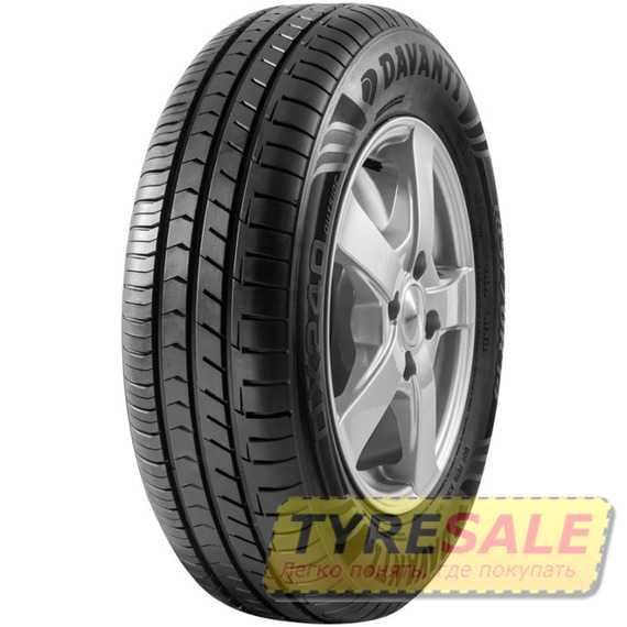 Летняя шина DAVANTI DX 240 - Интернет магазин шин и дисков по минимальным ценам с доставкой по Украине TyreSale.com.ua
