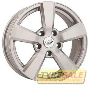 Купить Легковой диск ANGEL Formula 603 S R16 W7 PCD5x118 ET38 DIA72.6