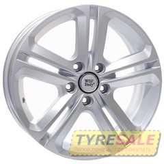 Купить Легковой диск WSP ITALY XIAMEN W467 SILVER R17 W7 PCD5x112 ET43 DIA57.1