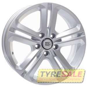 Купить Легковой диск WSP ITALY XIAMEN W467 SILVER R17 W7 PCD5x112 ET54 DIA57.1