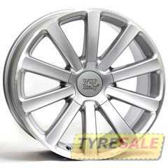 Купить WSP ITALY LINZ W453 SILVER POLISHED R17 W7.5 PCD5x112 ET47 DIA57.1
