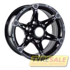 Легковой диск JH 5821 Black - Интернет магазин шин и дисков по минимальным ценам с доставкой по Украине TyreSale.com.ua