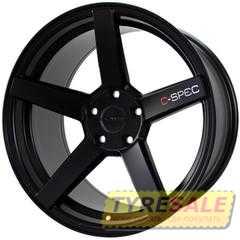 Легковой диск PDW C-Spec Gloss Black Machined Face - Интернет магазин шин и дисков по минимальным ценам с доставкой по Украине TyreSale.com.ua