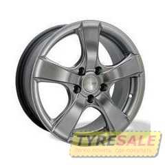 Купить BANZAI Z574 Silver R15 W6.5 PCD4x108 ET18 DIA65.1