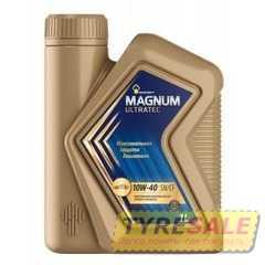 Купить Моторное масло ROSNEFT Magnum Ultratec 10W-40 (1л)