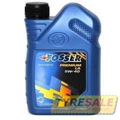 Моторное масло FOSSER Premium LA - Интернет магазин шин и дисков по минимальным ценам с доставкой по Украине TyreSale.com.ua