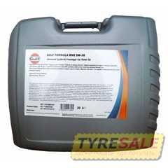 Купить Моторное масло GULF Formula RNX 5W-30 (20л)