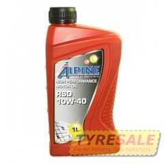 Купить Моторное масло ALPINE RSD 10W-40 (1л)