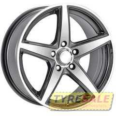 Легковой диск SPORTMAX RACING SR-244 GSP - Интернет магазин шин и дисков по минимальным ценам с доставкой по Украине TyreSale.com.ua
