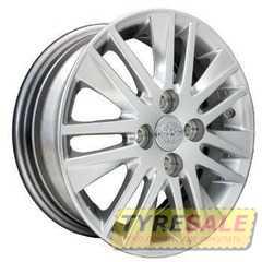 Купить Легковой диск REPLICA Toyota CT2228 HS R15 W5.5 PCD4x100 ET45 DIA67.1