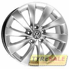 Легковой диск REPLICA VW CT1320 HS - Интернет магазин шин и дисков по минимальным ценам с доставкой по Украине TyreSale.com.ua