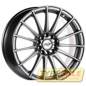 Купить Легковой диск ANGEL Turismo 820 S R18 W8 PCD5x120 ET42 DIA72.6