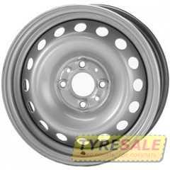 Легковой диск STEEL TREBL 6445T Silver - Интернет магазин шин и дисков по минимальным ценам с доставкой по Украине TyreSale.com.ua