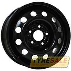 Купить Легковой диск STEEL TREBL 8505T Black R15 W5.5 PCD5x160 ET60 DIA65.1