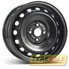 Легковой диск STEEL TREBL 9695T Black - Интернет магазин шин и дисков по минимальным ценам с доставкой по Украине TyreSale.com.ua