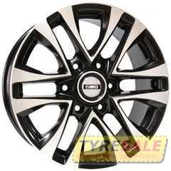 Легковой диск TECHLINE 732 BD - Интернет магазин шин и дисков по минимальным ценам с доставкой по Украине TyreSale.com.ua