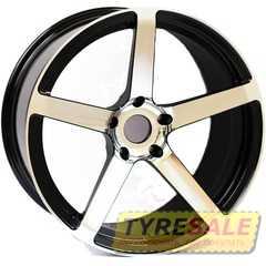 Купить Легковой диск ALEXRIMS AOZ03-PAM03 Black/coating finish R19 W10 PCD5x120 ET20 DIA74.1
