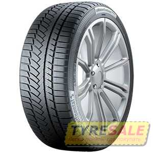 Купить Зимняя шина CONTINENTAL ContiWinterContact TS 850P 255/40R21 102V