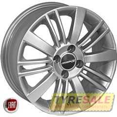 Легковой диск ZF FR022 S - Интернет магазин шин и дисков по минимальным ценам с доставкой по Украине TyreSale.com.ua