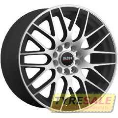 Купить Легковой диск DISLA Bayern 715 BDM R17 W7.5 PCD5x112 ET35 DIA66.6