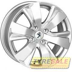 Купить Легковой диск ZF TL6242N S R16 W6.5 PCD4x108 ET30 DIA65.1