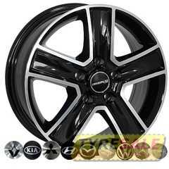 Купить Легковой диск ZW BK473 BP R15 W6.5 PCD5x130 ET54 DIA84.1