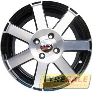Купить DISLA Hornet 501 BD R15 W6.5 PCD4x100 ET40 DIA67.1