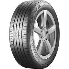 Купить Летняя шина CONTINENTAL EcoContact 6 195/65R15 91H
