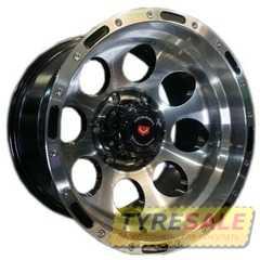 Купить Легковой диск JH L087 MB R16 W10 PCD6x139.7 ET-27 DIA110