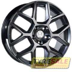 Легковой диск REPLICA GT 12313 HB - Интернет магазин шин и дисков по минимальным ценам с доставкой по Украине TyreSale.com.ua