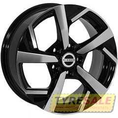 Купить Легковой диск ZW BK5372 BP R16 W6.5 PCD5x114.3 ET40 DIA66.1