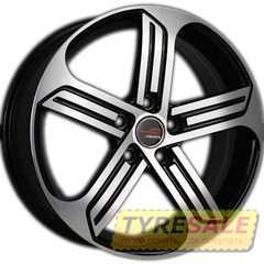 Купить Легковой диск REPLICA LegeArtis SK520 BKF R16 W6.5 PCD5x112 ET50 DIA57.1