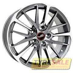 Легковой диск REPLICA LegeArtis TY547 GMF - Интернет магазин шин и дисков по минимальным ценам с доставкой по Украине TyreSale.com.ua