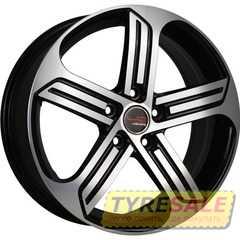 Купить REPLICA Concept-VV530 BKF LegeArtis R16 W6.5 PCD5x112 ET46 DIA57.1