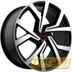 Легковой диск REPLICA LegeArtis VV541 BKF - Интернет магазин шин и дисков по минимальным ценам с доставкой по Украине TyreSale.com.ua