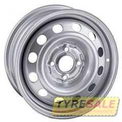 Легковой диск STEEL ARRIVO 64A50C Silver - Интернет магазин шин и дисков по минимальным ценам с доставкой по Украине TyreSale.com.ua