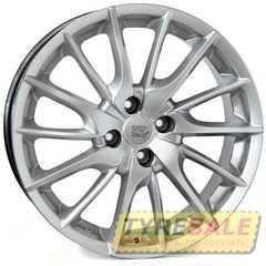 Купить Легковой диск WSP ITALY MITO W254 HYPER SILVER R17 W7 PCD4x98 ET39 DIA58.1