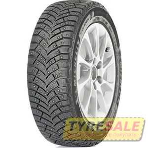 Купить Зимняя шина MICHELIN X-Ice North 4 (Шип) 225/55R17 101T
