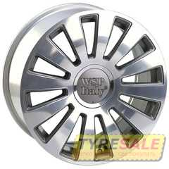 Легковой диск WSP ITALY A8 RAMSES W535 ANTHRACITE POLISHED - Интернет магазин шин и дисков по минимальным ценам с доставкой по Украине TyreSale.com.ua