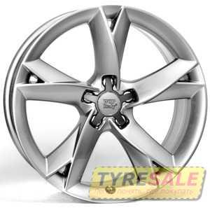 Купить WSP ITALY Potenza AU58 W558 HYPER SILVER R19 W8.5 PCD5x112 ET43 DIA66.6