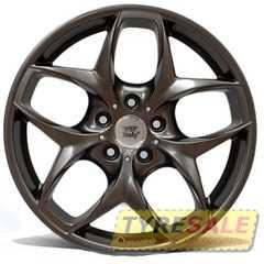 Купить WSP ITALY X5 4.8 Holywood W669 DARK SILVER R20 W11 PCD5x120 ET37 DIA72.6