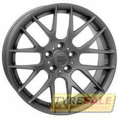 WSP ITALY BMW BASEL W675 BM20 MATT GUN METAL - Интернет магазин шин и дисков по минимальным ценам с доставкой по Украине TyreSale.com.ua