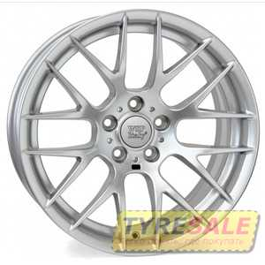 Купить WSP ITALY BMW BASEL BM75 SILVER W675 R18 W8.5 PCD5x120 ET52 DIA72.6