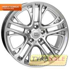 Купить Легковой диск WSP ITALY XENIA W677 HYPER SILVER R19 W8.5 PCD5x120 ET38 DIA72.6