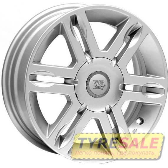 Легковой диск WSP ITALY AMBURGO W155 SILVER - Интернет магазин шин и дисков по минимальным ценам с доставкой по Украине TyreSale.com.ua