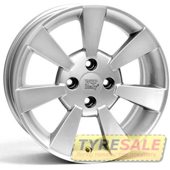Легковой диск WSP ITALY MERANO W154 SILVER - Интернет магазин шин и дисков по минимальным ценам с доставкой по Украине TyreSale.com.ua